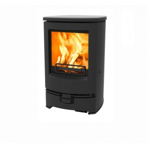 Charnwood Arc Stove on low stand