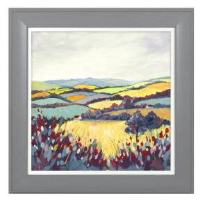 Artko Hills and Meadows 2 Framed Picture