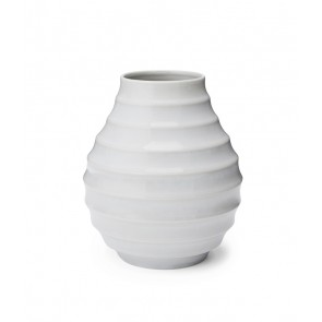 Morso Bark (Medium 19cm) porcelain vase