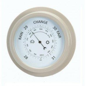 Clay Weather Barometer - Garden Trading