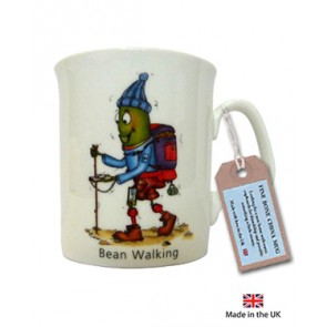 Bean Walking Mug - Compost Heap