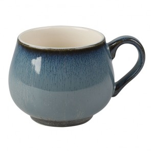 Blue Cosy Refective Glaze Mug by Creative Tops