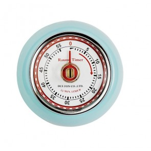 Light Blue Retro Kitchen timer
