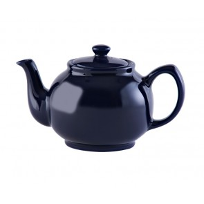 6 cup Midnight Blue Stoneware Teapot