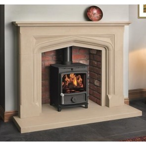 Boscombe Fireplace in Sandstone