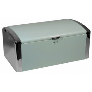 Artic Blue Bread Bin