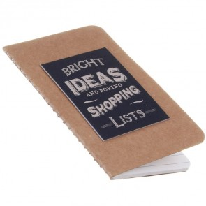 Bright Ideas and Boring Shopping Lists