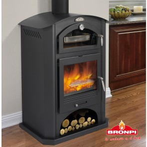 Bronpi Blanes Stove with Oven