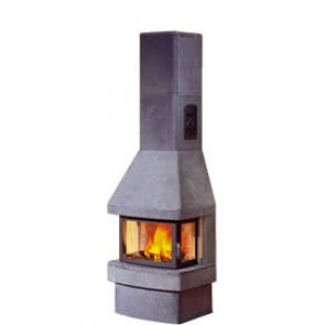Contura 470 Stove Wood burning Stove
