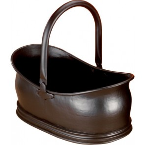 All Black Astley Coal Bucket