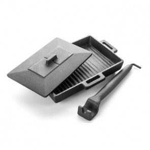 Cast Iron Panini Press