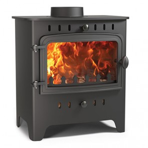 Villager C Flat Wood Solo Wood Stove