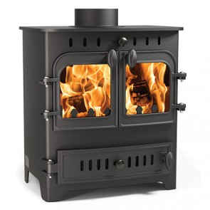 Villager Chelsea Duo Multifuel Stove