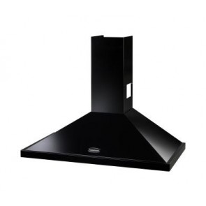 Rangemaster Chimney Hood 110 Black