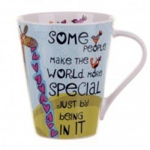 Special Friends Flight mug by Churchill China