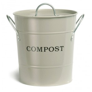 Garden trading Compost bucket - Clay