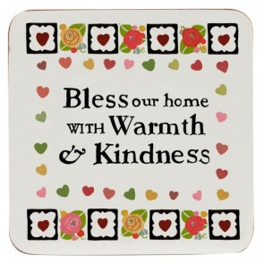 Warmth & Kindness Coasters