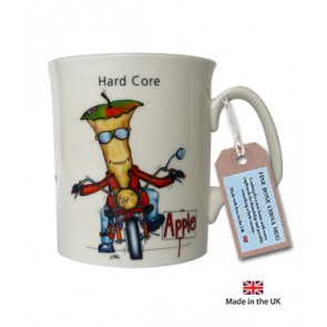 Hard Core Biker Mug - Compost Heap