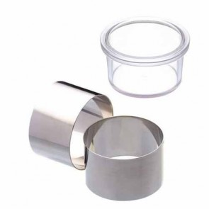 Master Class Cooking Rings & Pusher