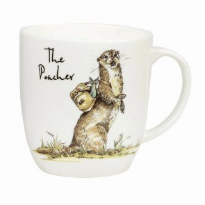 the poacher mug