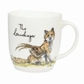 the gamekeeper mug