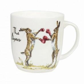 the boxers mug
