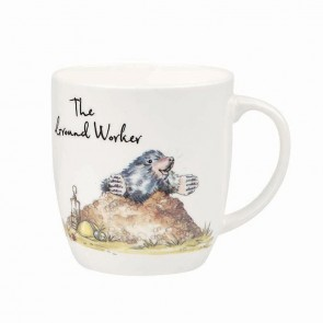 the ground worker mug