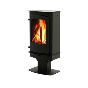 Charnwood Cove 3 Stove with centre stand