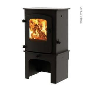 Charnwood Cove 1 Stove with store stand
