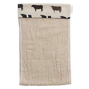 sophie allport cows roller hand towel