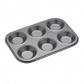 Crusty Baking Pan 6 Hole