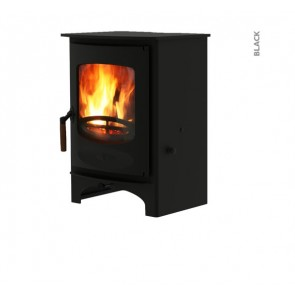 Charnwood C6 Stove in almond