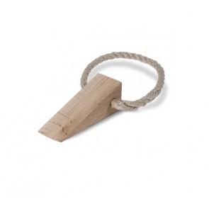 Raw Oak Door Stop Wedge