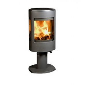 Dovre Astroline 4 Woodburning with Pedestal