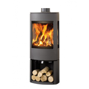 Dovre Astroline 3 Multi-Fuel with Woodstore