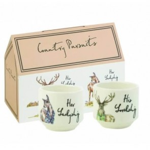 country pursuits egg cups