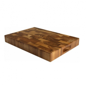 Tuscany End grain chopping board - 450mm x 300mm x 40mm