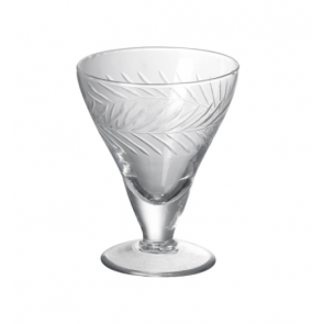 Parlane Evelyn decorated drinking glass