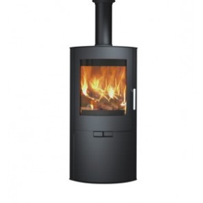 Broseley Flair 8 logstore with Door Stove