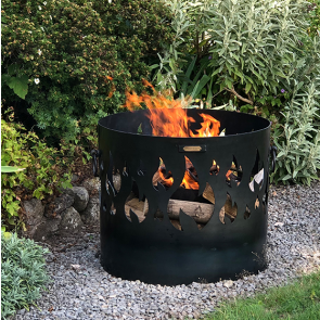 Firepits Flames 70 with Swing Arms