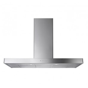 Rangemaster 110 Flat Hood in Stainless Steel