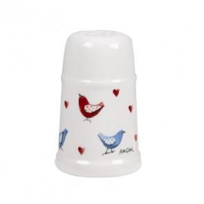 Love Birds Flour Dredger
