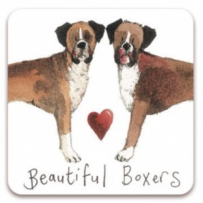 Beautiful Boxers Magnet