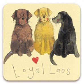 Alex Clark Loyal Labs Magnet