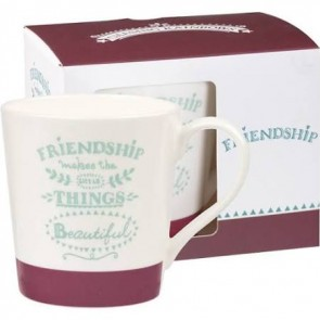 Friendship Mug