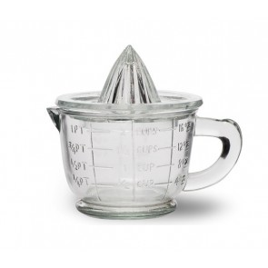 Glass Juicer with Jug