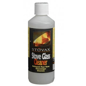 Stovax Wipe on Glass Cleaner