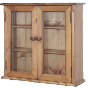 Penny Pine Glazed Medicine Cabinet & Penny Pine Traditional Wooden Plateracks \u0026 Shelves | Somerset Pine ...