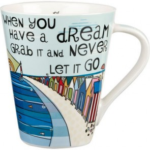 The Good Life 'Grab a Dream' Flight Mug