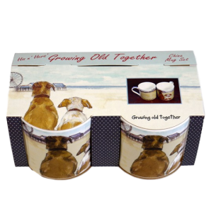 Growing Old Together Mug Gift Set